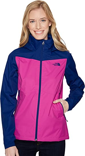 The North Face Women's Resolve Plus Jacket Violet Pink