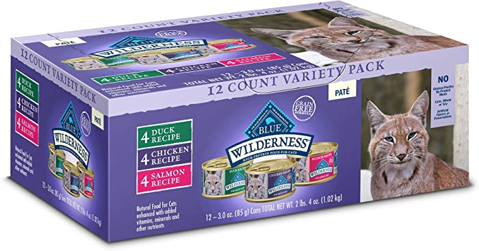Top 10 Beyond Wet Cat Food Variety Pack
