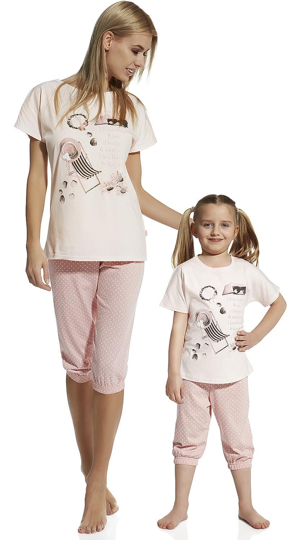 Cornette Women's Pyjamas CR 638 72 I Love Summer