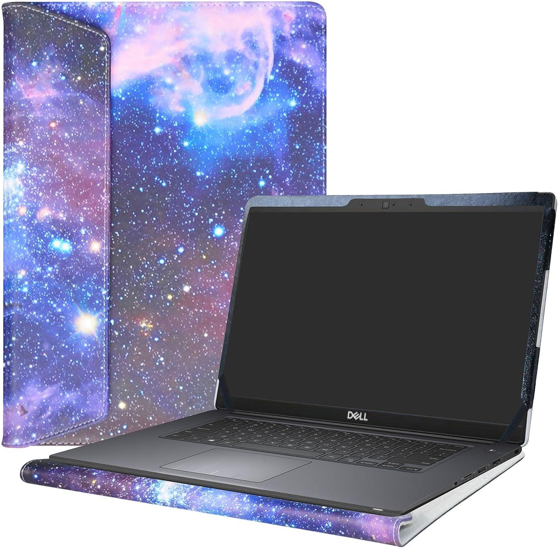 Alapmk Protective Case Cover for 13.3 inch Dell Latitude 13 7380 7390 & 12.5 inch Dell Latitude 12 7290 7280 Laptop(Warning:Not fit Latitude 12 E7270 E7250/Latitude 13 7390 7389 7370),Galaxy