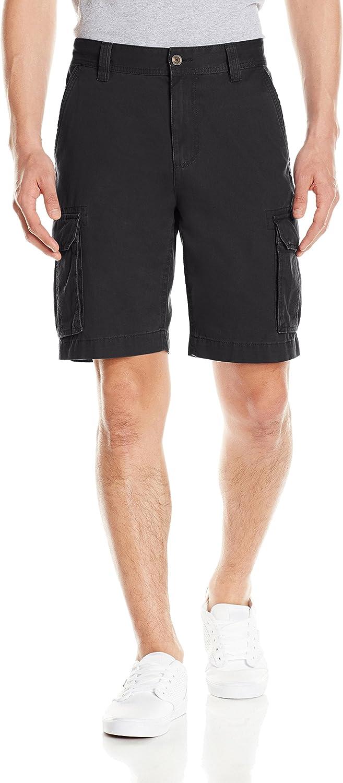 Essentials Mens Classic-Fit Cargo Short