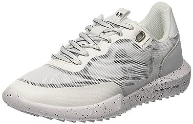Unisex Adults New Phoenix Evolution Tennis Shoes, Bianco Drunknmunky