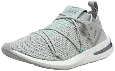 d9875c2592392 adidas Originals Women s Arkyn Primeknit Running Shoes Grey in Size US 5.5