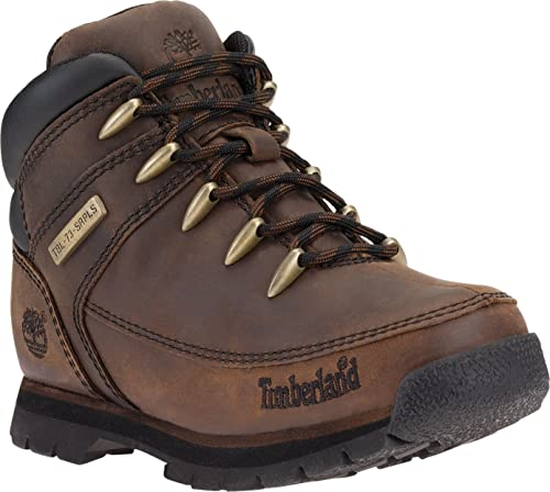 miglior servizio 3bad7 c06ae Timberland BOTA A12ZJ Euro Sprint Brown: Amazon.co.uk: Shoes ...