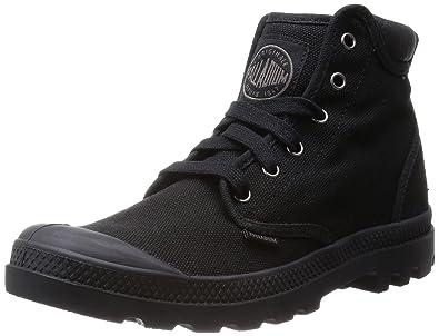Palladium Men's Pampa Hi Cuff Combat Boot, Black, ...