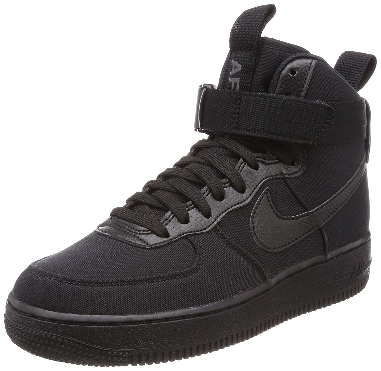 quality design b6fb7 eda69 Amazon.com   Nike AIR Force 1 HIGH  07 Canvas Mens Fashion-Sneakers AH6768    Fashion Sneakers