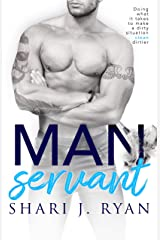 Manservant (The Man Cave Collection Book 1) Kindle Edition