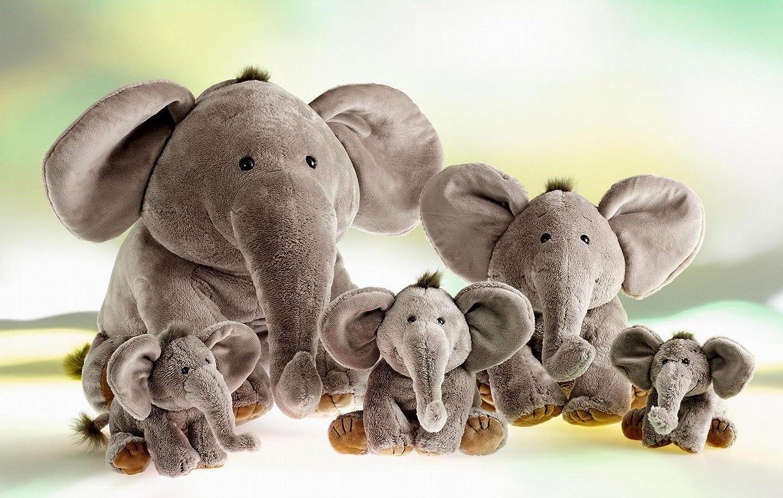 Schaffer 4230 Elefant Sugar, 13 cm, Plüsch, Plüschtier, Plüschelefant, Kuscheltier Plüsch Plüschtier Plüschelefant Rudolf Schaffer Collection