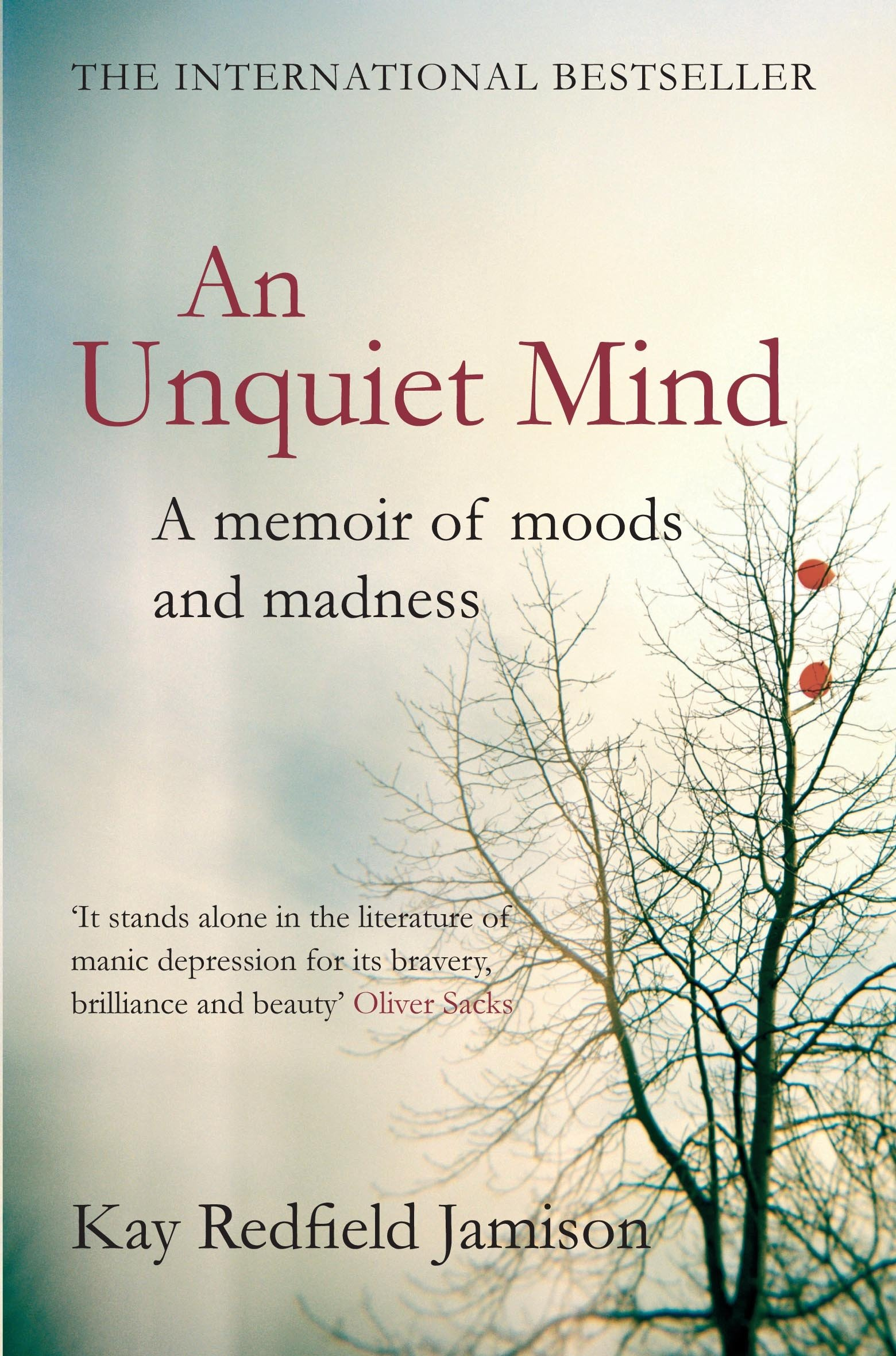 Buy An Unquiet Mind: A memoir of moods and madness Book Online at Low  Prices in India | An Unquiet Mind: A memoir of moods and madness Reviews &  Ratings ...