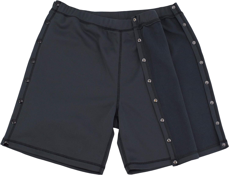 Post Surgery Tearaway Shorts - Men's - Women's - Unisex Sizing: Clothing