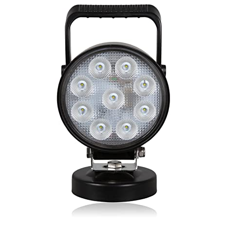 Amazon Com Maxxima Mwl 37 9 Led Work Light With Magnetic