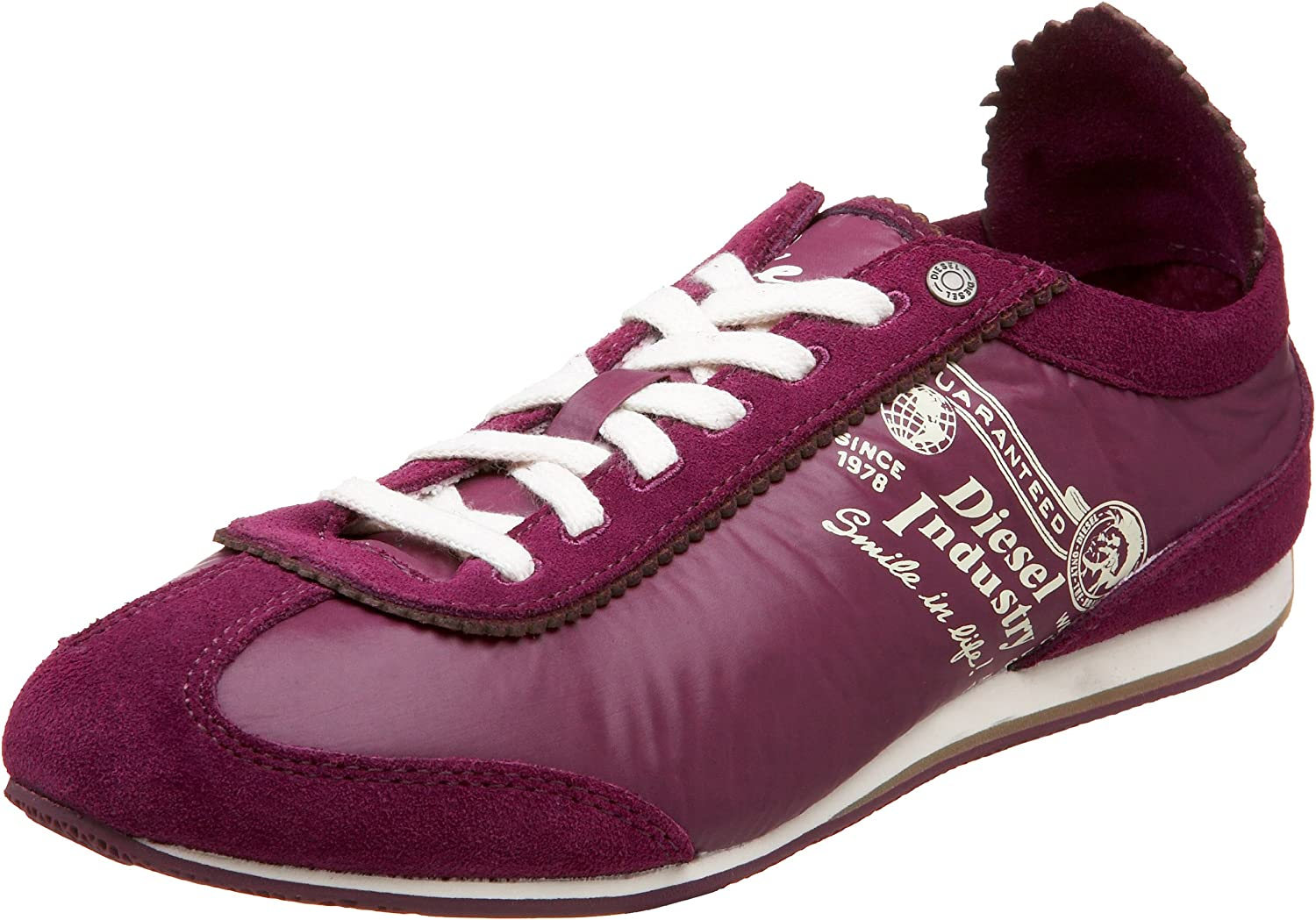 Max 64% OFF Diesel Women's Nitty Sneaker Sale price Lace-Up