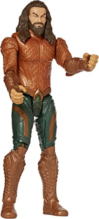 Figura de acción de 30 cm de la Liga de la Justicia,Presenta un estilo fiel al de la película y un t