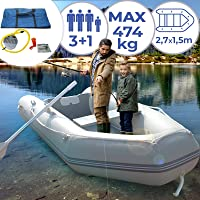 Jago Barca Hinchable para 3 Personas - 270