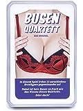 Quartett mit Busen - BUSENQUARTETT - Das Brüste Kartenspiel mit allem Anderen als Niveau