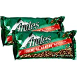 Andes Creme de Menthe Chocolate Mint Baking Chips 10oz - 2 Unit Pack