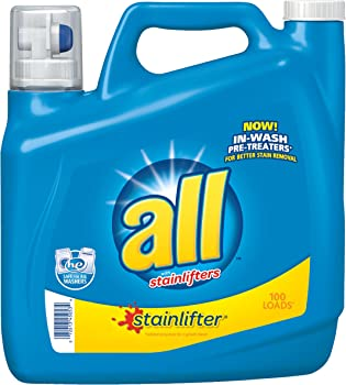All Stainlifter Liquid Laundry Detergent (150 Oz)