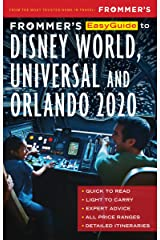 Frommer's EasyGuide to Disney World, Universal and Orlando 2020 Kindle Edition