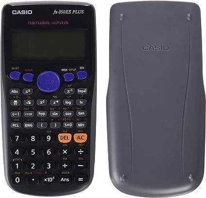 Casio FX-350ES PLUS-2 Calcolatrice scientifica