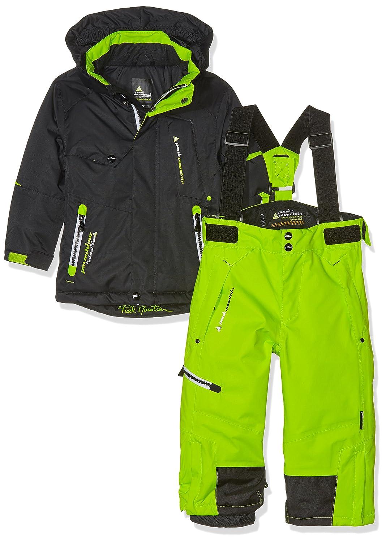 ec27b97e4c Peak Mountain - Completo maschile da sci, Ecosmic: Amazon.it: Abbigliamento