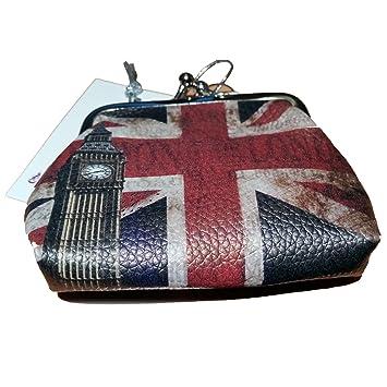 Amazon.com: Unión Jack Big Ben Coin Purse – Londres ...