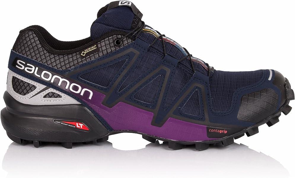 Salomon Speedcross 4 Nocturne GTX W, Zapatillas de Senderismo para Mujer