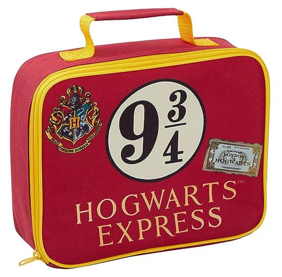 Harry Potter Bolsa de almuerzo Plataforma 9 y 3/4