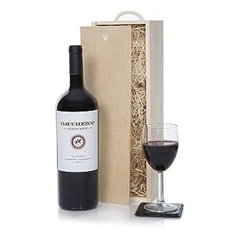 Magnum Red Wine Gift Box Wine Hamper Magnum Of Malbec Wine With