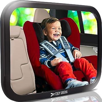 Amazon.com: Espejo de bebé para auto para asiento ...