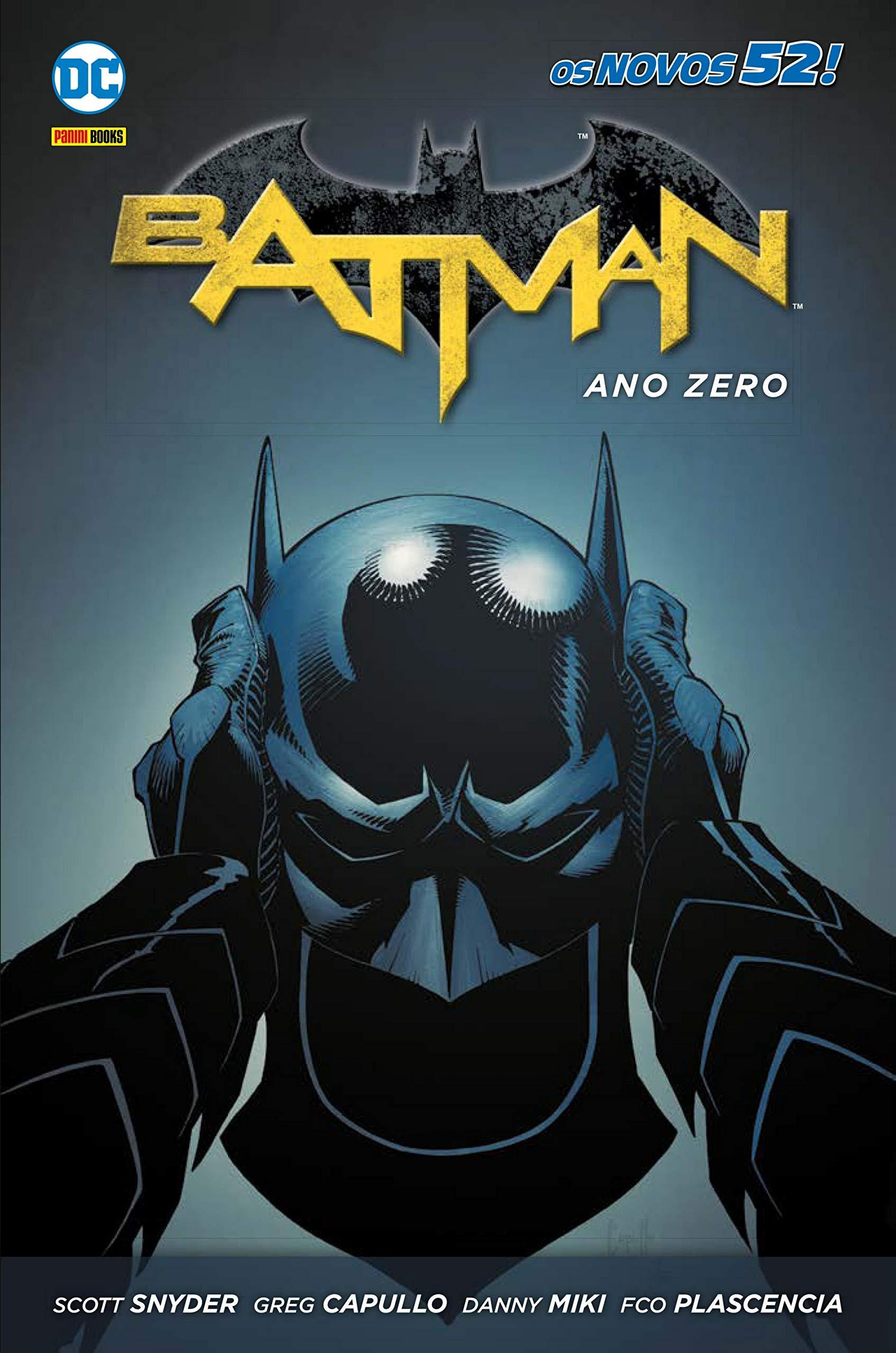 Batman - Ano Zero | Amazon.com.br