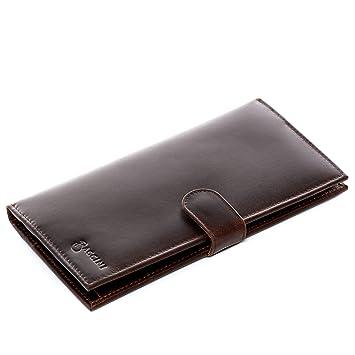 Amazon.com: BACCINI Large Billfold Billetera – Portemonnaie ...