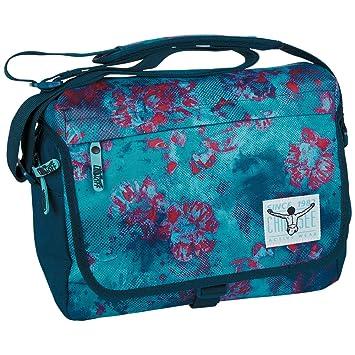 e5d6bb29209ae Chiemsee Unisex-Erwachsene Umhängetasche Shoulderbag Medium Dusty Flowers  30 x 11.5 x 26 cm