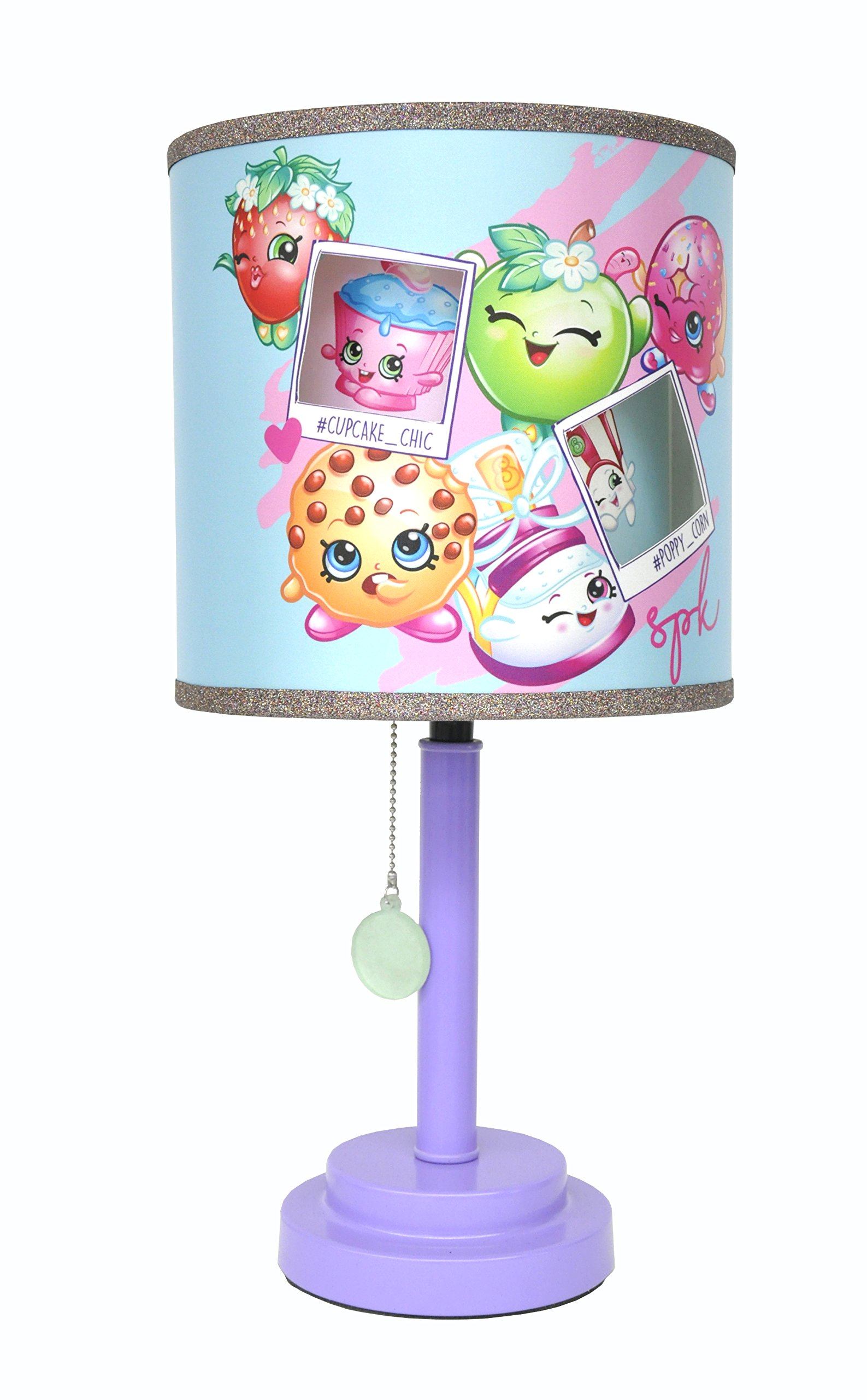 Shopkins Die Cut Table Lamp