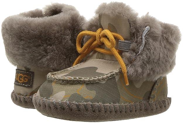 6251ec4ba1c UGG Baby I Sparrow Camo Boot, Slate, 3 M US Infant: Amazon.ca: Shoes ...