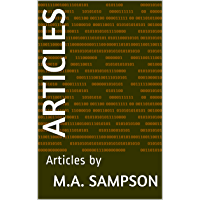Articles: Articles (English Edition)
