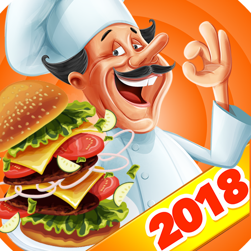 Free Burger (Kitchen Chef Fever: The Joy of Cooking Burgers)
