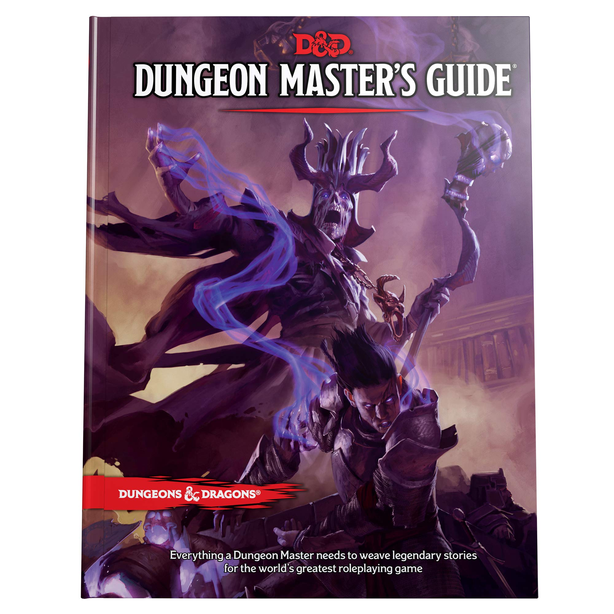 Dungeons & Dragons Dungeon Master's Guide (Core Rulebook, D&D Roleplaying Game) by D&D