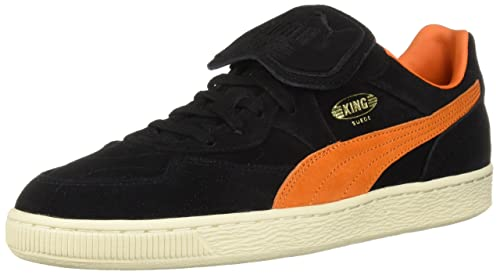 ec17d9394004 Puma Men s King Suede Legends Sneaker  Amazon.co.uk  Shoes   Bags