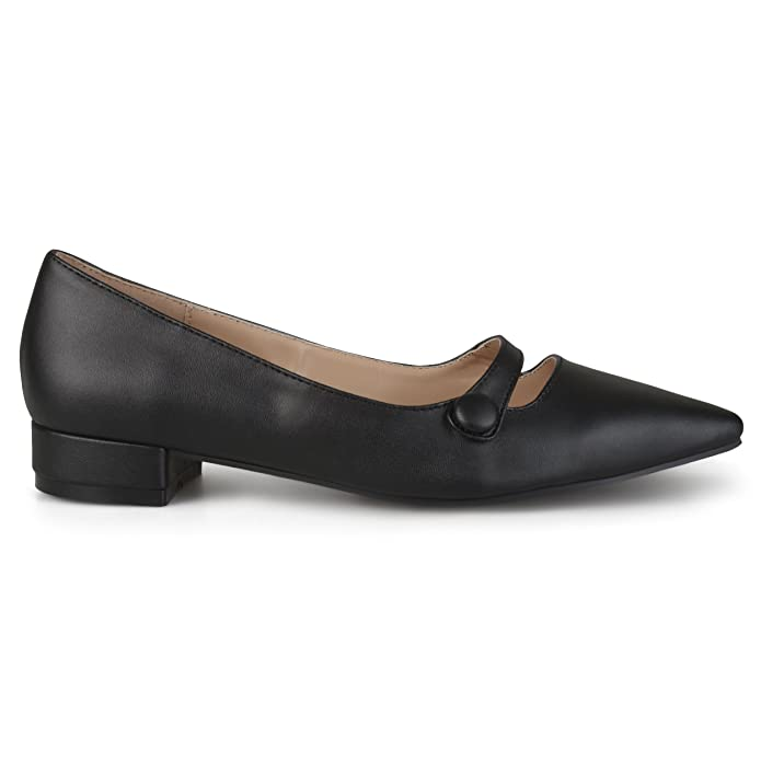 Retro Vintage Flats and Low Heel Shoes Brinley Co Womens Vilma Loafer Flat $18.95 AT vintagedancer.com