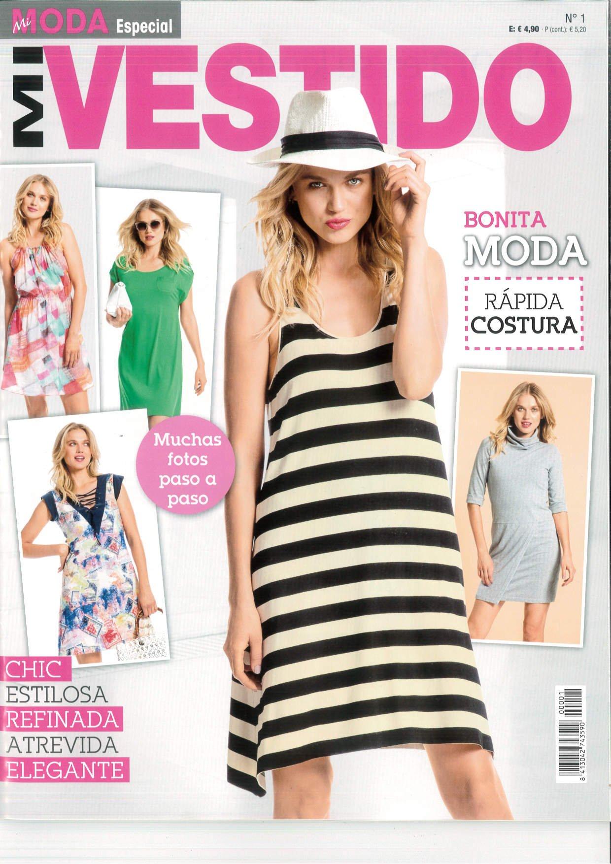 Pack:Revistas Moda de Pasarela - Numero 25 + Mi moda especial - Numero 1: Amazon.es: Vv.Aa.: Libros