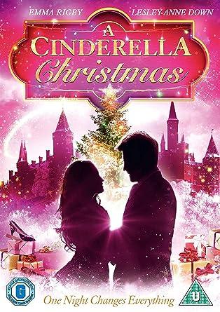 Cinderella Christmas.A Cinderella Christmas Dvd Amazon Co Uk Emma Rigby Dvd