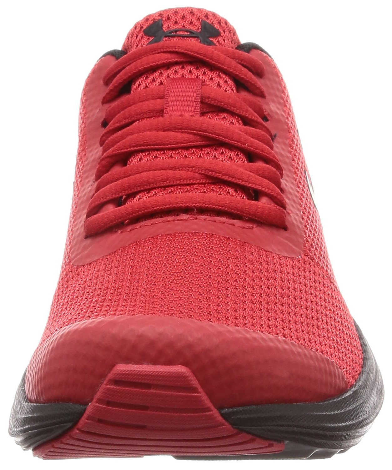 Under Armour Boys' Grade School Surge RN Sneaker, Red (600)/Black, 3.5 by Under Armour (Image #4)