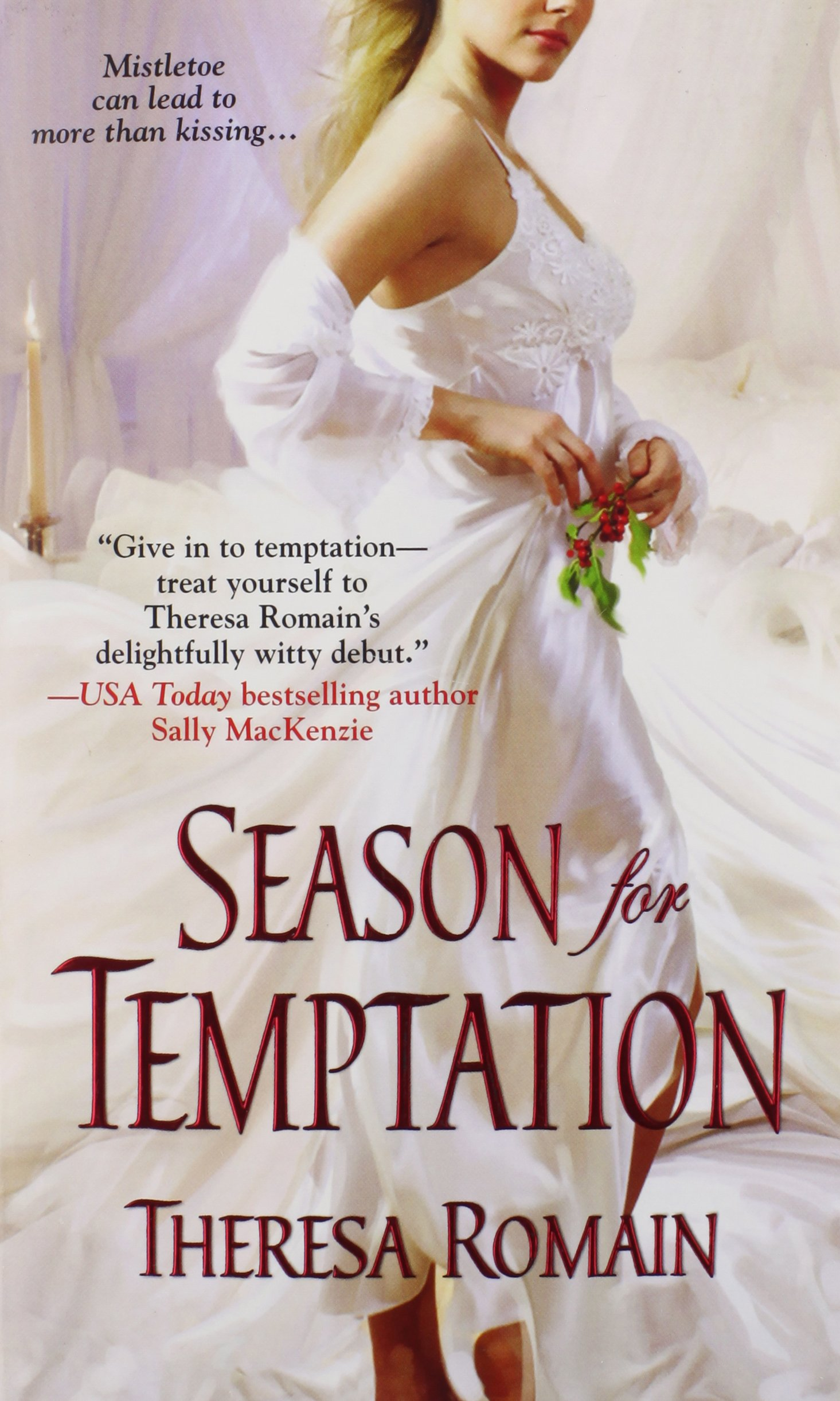 Read Online Season for Temptation (Holiday) ebook
