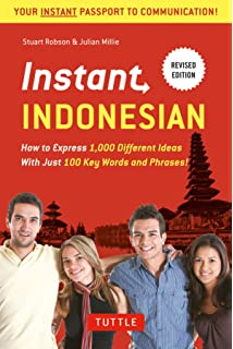 Tuttle Concise Indonesian Dictionary: Indonesian-English English