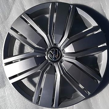 Volkswagen Orig. 4stk. Tapacubos Tapacubos Tapacubos 16 Crafter: Amazon.es: Coche y moto