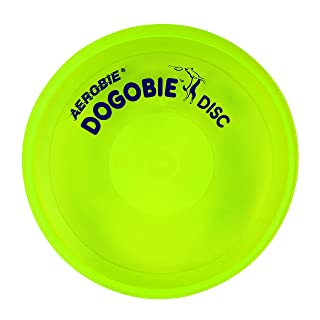 Aerobie 28C12 Dogobie Disc Outdoor Flying Disc for Dogs - Colors May Vary,Multi