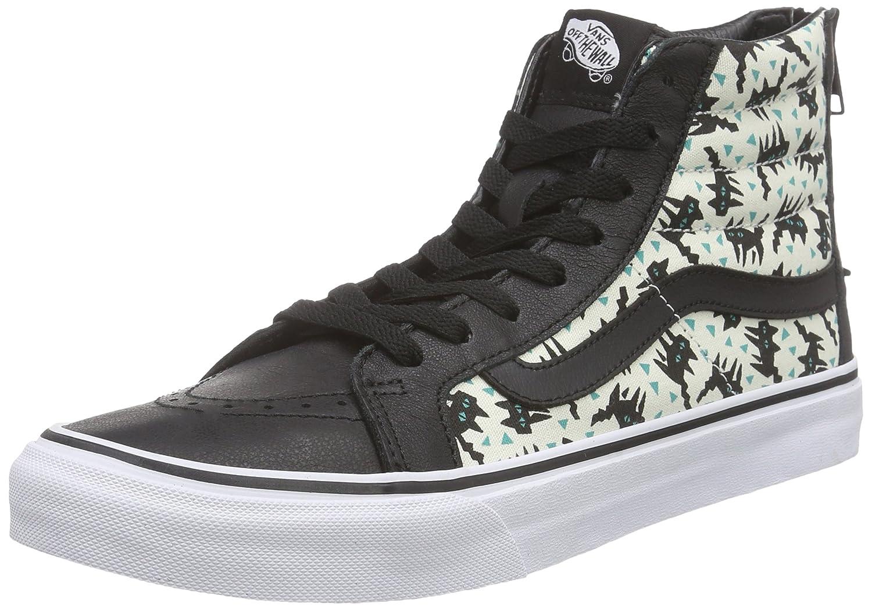 Vans Vans Vans Hightop Sneaker U Sk8-Hi Schwarz/Beige dee260