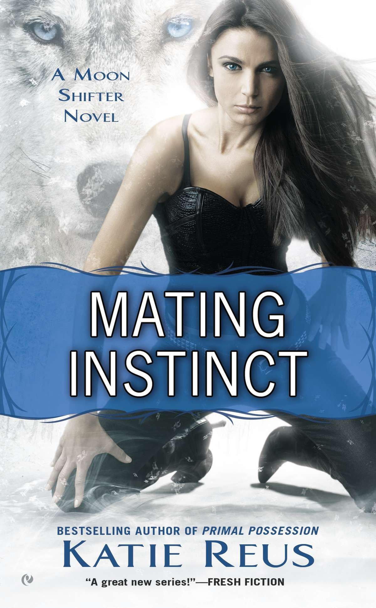 Download Mating Instinct (Moon Shifter Series) pdf epub