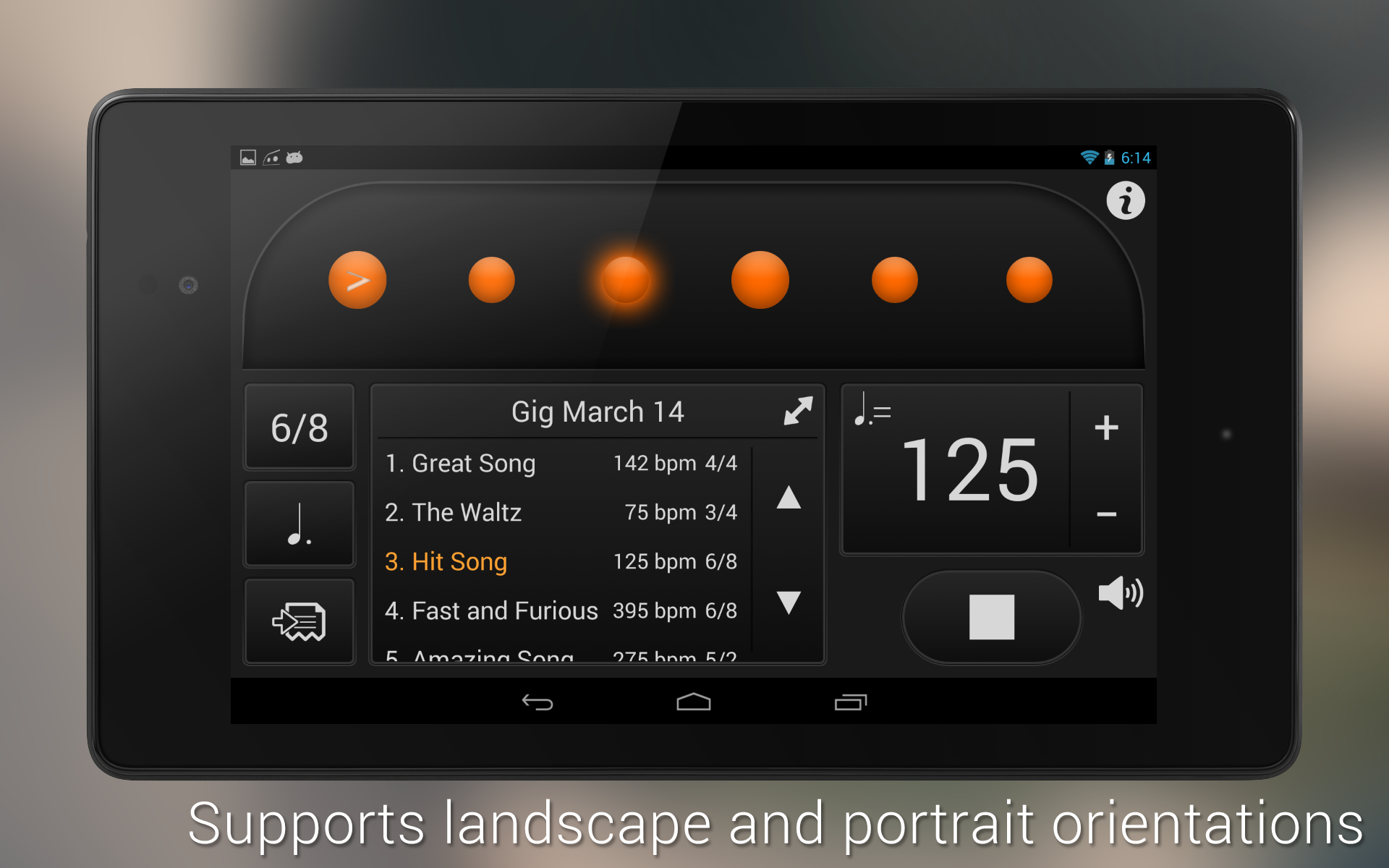 Metronome: Tempo: Amazon.es: Appstore para Android