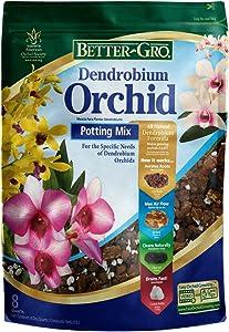 Better-Gro Dendrobium Orchid Potting Mix 8 Quarts
